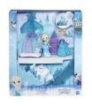 Hasbro Disney Frozen Elzin ledový palác + mini panenka