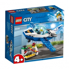 LEGO City 60206 Hlídka Letecké policie