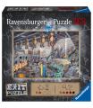 Ravensburger Exit Puzzle: V továrně na hračky 368 dílků