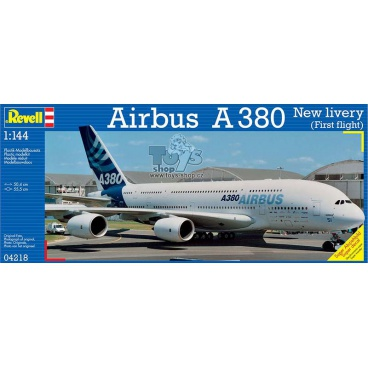 Revell letadlo model 04218 Airbus A 380 First Flight