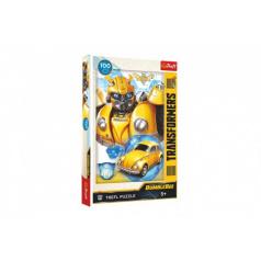 Trefl Puzzle Transformers/Bumblebee 100 dílků 27,5x41cm v krabici 19x29x4cm