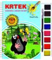 Rappa Omalovánka s barvami a štětcem Krtek
