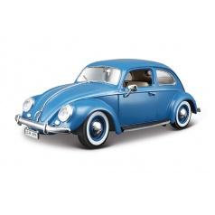 Bburago 1:18 VW KAFER-BEETLE 1955 BLUE