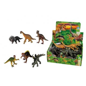 Simba Figurka dinosaura 14-16cm, assort 6druhů