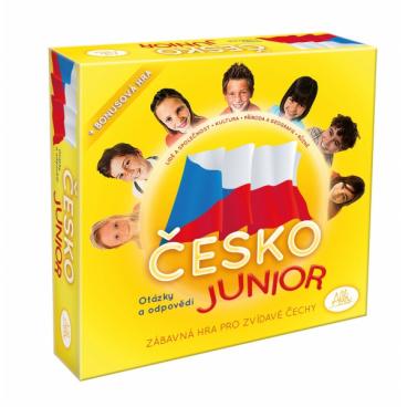 Albi Česko - junior hra