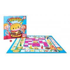 EDUCA Hra - Připrav si svůj Hamburger