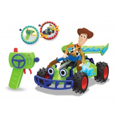 Dickie RC Toy Story Buggy s figurkou Woodyho