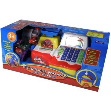 Mac Toys Dětská elektronická pokladna