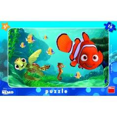 Dino dětské puzzle Disney WD Nemo a želva   15D
