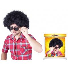 karnevalová paruka afro pánská pro dospělé