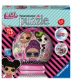 Ravensburger 3D puzzle Puzzleball LOL 72 dílků