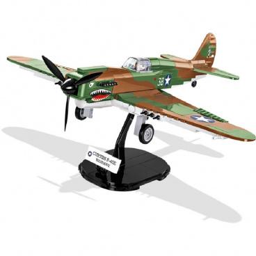 Cobi Stavebnice II WW Curtiss P-40E Warhawk, 1:35, 272 k, 1 f