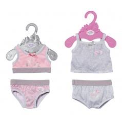 Zapf Creation BABY born Spodní prádlo, 2 druhy, 43 cm
