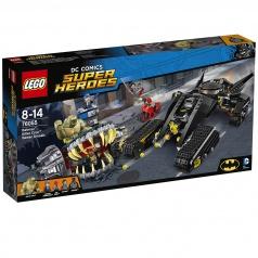 Lego Super Heroes 76055 Batman: Killer Croc Zničení ve stokách
