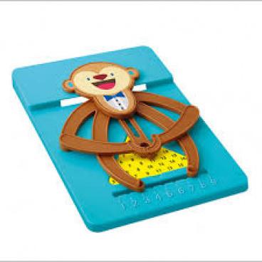 mac toys 4M Matematická opička
