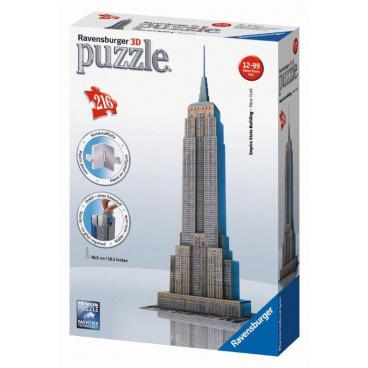 Ravensburger  Empire State Building 3D puzzle 216 dílků