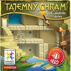 Mindok Smart - Tajemný chrám hra