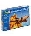 Revell Plastic ModelKit letadlo 04902 - Buccaneer S Mk 2B (1:72)