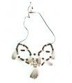 Rappa Indiánský náhrdelník s peřím