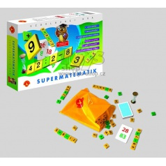 Alexander - Supermatematik hra
