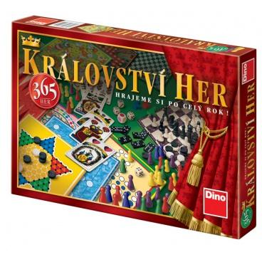 DINO Království her