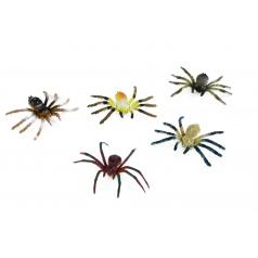 rappa hračky pavouci v sáčku