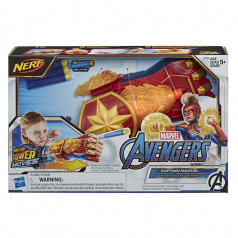Hasbro Avengers Údery hrdinů Captain Marvel