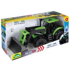 Deutz Traktor Fahr Agrotron 7250 okrasný kartón