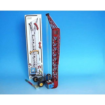Kovap Jeřáb (plech) 0483 - kovový model