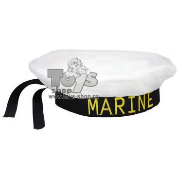 Čepice námořnická pro dospělé