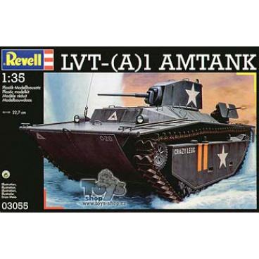 Revell 03055 LVT-(A) 1 AMTANK