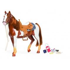 Our Generation 38017 Tréninkový kůň pro panenky 46cm