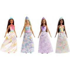 Mattel Barbie KOUZELNÁ PRINCEZNA assort FXT13