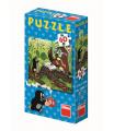 Dino puzzle Jak Krtek uzdravil myšku 60D
