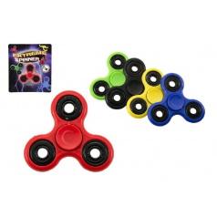 Hand Fidget Spinner 7cm antistresová hračka s kovovými ložisky