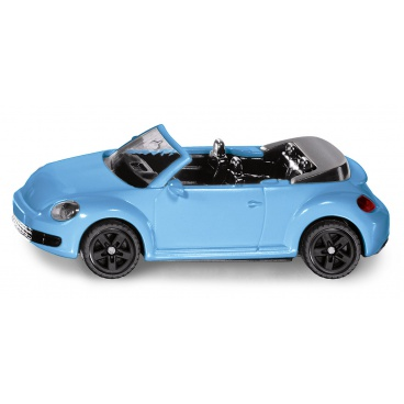 SIKU Blister - VW The Beetle Cabrio