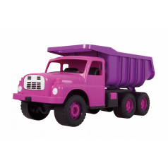 Dino Auto Tatra 148 plast 73cm v krabici - růžová Tatrovka