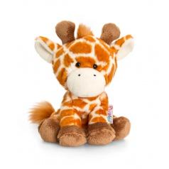 Keel Toys Pippins Plyšová žirafa 14cm