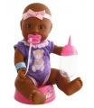 Simba New Born Baby Panenka miminko černoušek 30 cm