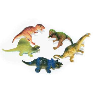 Rappa Dinosauři větší 5 ks v sáčku