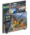 Revell 64951 ModelSet vrtulník  - Mil Mi-24D Hind (1:100)