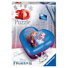 Ravensburger Srdce Disney Ľadové kráľovstvo 2 54 dielikov