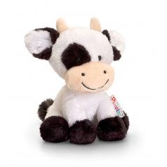 Keel Toys Pippins Plyšová kravička 14cm
