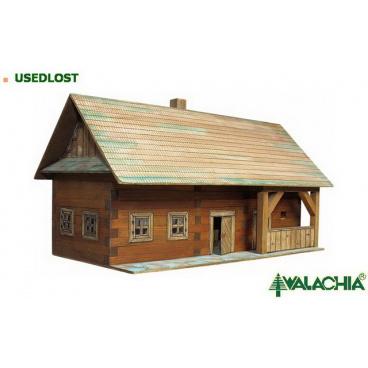 Walachia dřevěná stavebnice - Usedlost