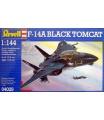 Revell Plastic ModelKit letadlo 04029 - F14A Tomcat 'Black Bunny' (1:144)