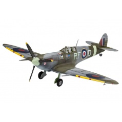 Revell Model Set letadlo 63897 - Spitfire Mk. Vb (1:72)