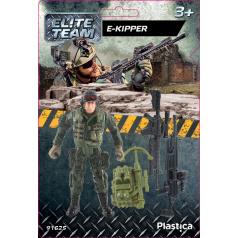 Plastica figurky vojáků E-Kipper