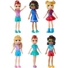 Polly Pocket Mattel Polly Pocket™ PANENKA ASST různé druhy