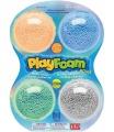 PEXI Dětská pěnová modelína PlayFoam Boule 4pack - B