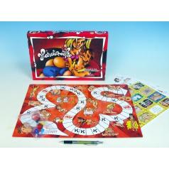 Pilgr Richard Harašeníčko společenská hra v krabici 33x23x3cm